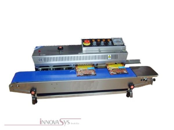 Durchlaufschweissgerät TR 900 H mit Druckereinheit