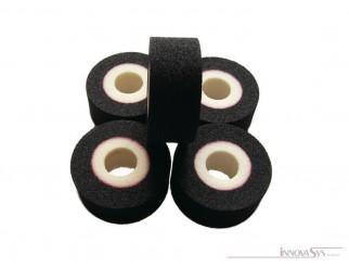 Farbrolle schwarz passend für Drucker TR - 900