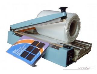 Sparpaket: TP - 400 C Messer mit 5mm breiter Schweissnaht + Folienroller