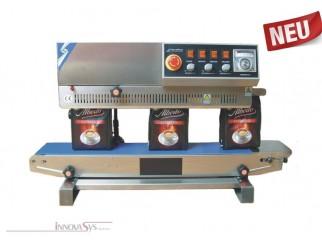 Durchlaufschweissgerät TR 900 V mit Druckereinheit
