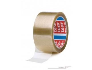 tesa® 4089 PP - Packband 66m x 50mm Transparent